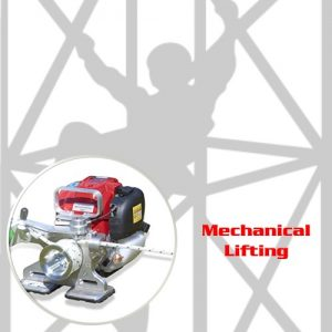 Mechanical Lifting Kit 1:1 (Max 250 kg)