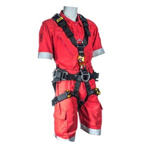Petzl Avao Bod Croll Fast Full Body Harness