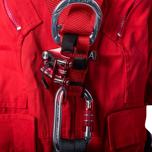 Camp FR GT Full Body Harness with Turbo_Chest