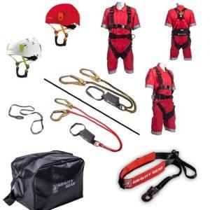 Fall Arrest Standard Climbing Kit